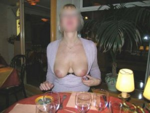 Marie-sixtine tantra massage in Lemon Hill